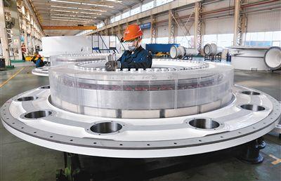 """渭北:新能源产业""""风""""光无限(图)"""